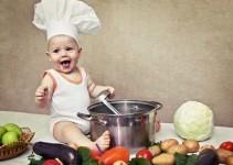 Alimentos para bebés