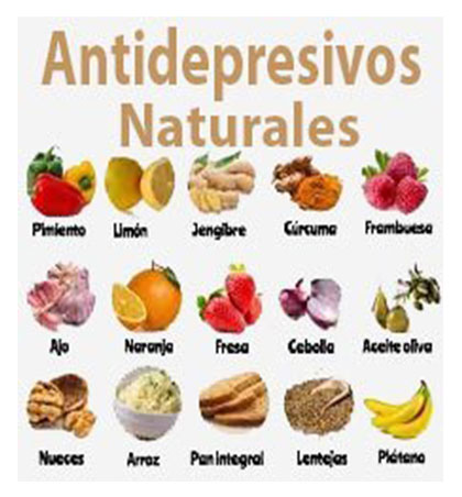 Los mejores antidepresivos naturales
