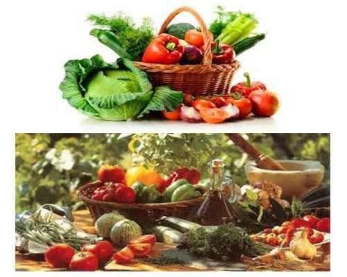alimentos ecológicos y orgánicos