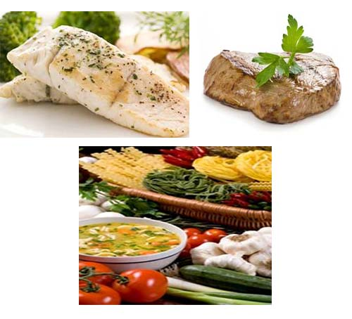 Alimentos para Colon Irritable fotos