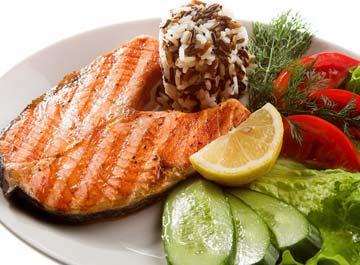 Alimentos para la Presión Alta comida