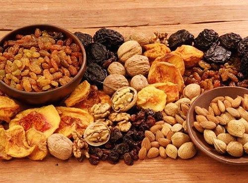 Alimentación frutos secos para subir el colesterol bueno