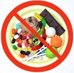 Alimentos para un diabético que Debe evitar comer