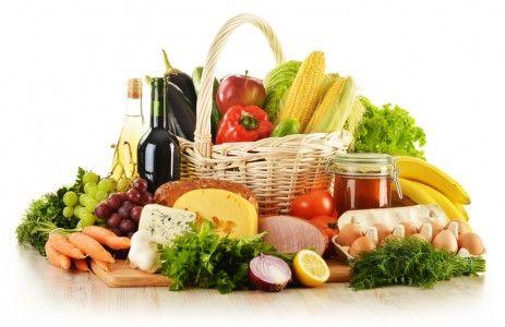 Alimentación para masa muscular