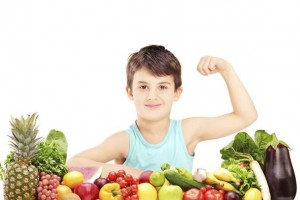 Alimentos para crecer necesarios para el desarrollo corporal