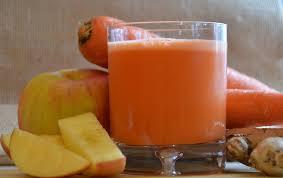 Alimentos para controlar y cortar la diarrea como la zanahoria