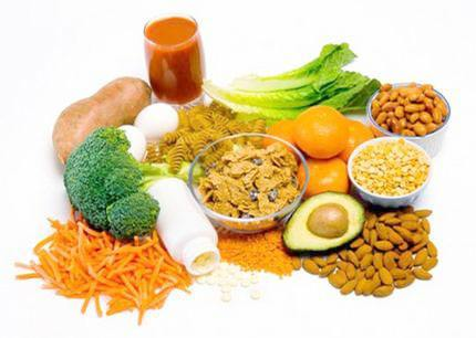 Comida y alimentos para diabéticos tipo 2