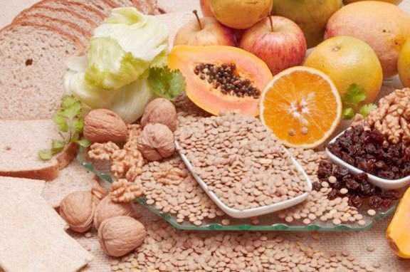 alimentos para ir de cuerpo rapido