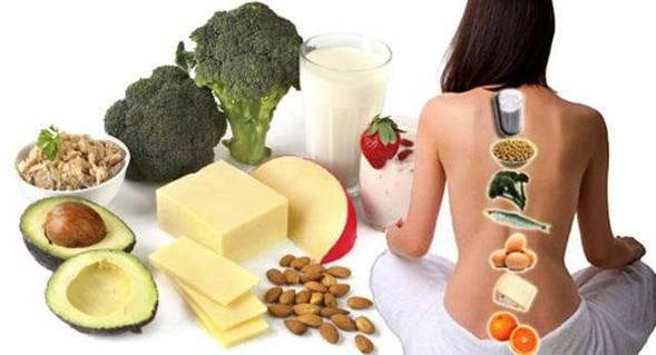 Alimentos dieta para prevenir y combatir la osteoporosis