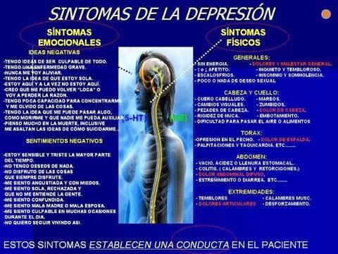 Alimentación para Tipos de Depresión