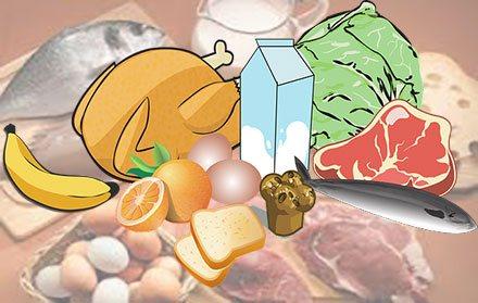 Alimentación alimentos ricos en colágeno