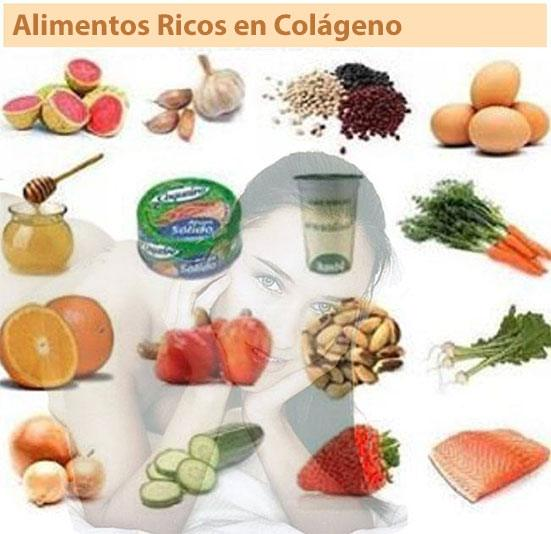 Descubre Cuales son los alimentos ricos en colágeno