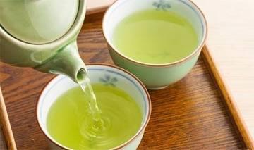 té verde bebida para bienestar
