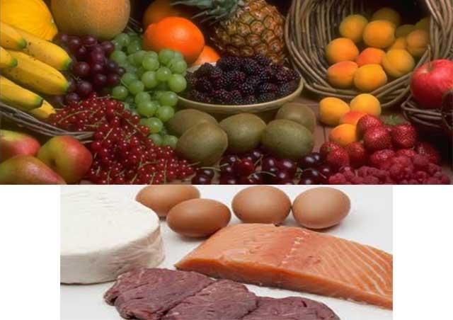 Alimentos Para aumentar los Glúteos