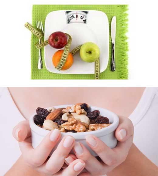 alimentos para bajar de Peso y adelgazar