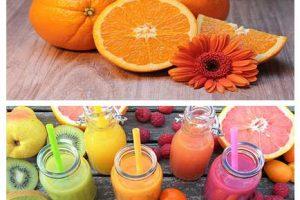 Los Alimentos Ricos en Vitamina C