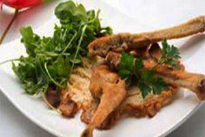 Receta Patitas de cordero empanadas